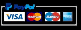 Pagamenti accettati - PayPal